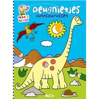Deug Staples Paste and Color - Dinosaurs