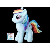 MY LITTLE PONY Plush Pony Figure 30 cm, Rainbow Dash