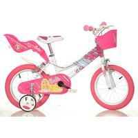 Dino Bikes Bicycle BARBIE 14