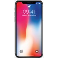 Apple iPhone X 256 GB Grå