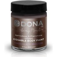 DONA by Jo Kissable BodyPaint Chocolate Mousse 60ml
