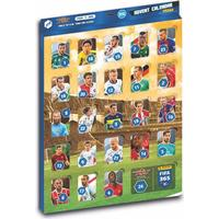 Panini FIFA 365 Adrenalyn XL Adventskalender 17/18 Nordisk