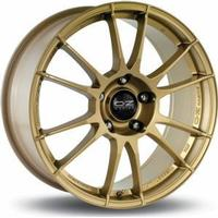 OZ Ultraleggera HLT Gold 8.5x19 5/114.3 ET38 B67,1