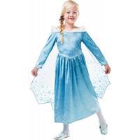 Die Eiskönigin Elsa Kinderkostüm Deluxe-S