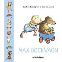 Rabén & Sjögren, Barnbok, Max dockvagn