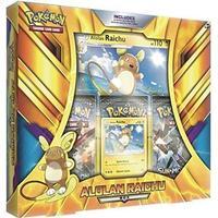 Pokémon Pokemon box alolan raichu