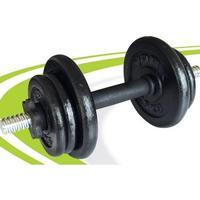 York Fitness York 10 KG Adjustable Cast Iron Dumbbell