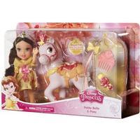 Disney Princess 6 Petite Belle & Pony Doll