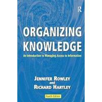 Organizing Knowledge (Pocket, 2008)