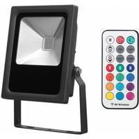 Ultralux LED Projektør Farvet lys