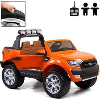 Elbil Ford Ranger Super Cab 4WD Orange