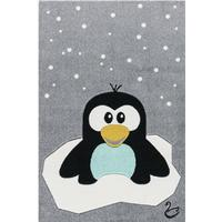 Livone Barnmatta Happy Rugs Svanhilde Design Pingvinen Elliot 120 x180cm