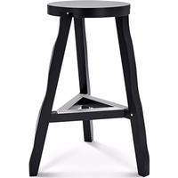Offcut pall - black, 65 cm