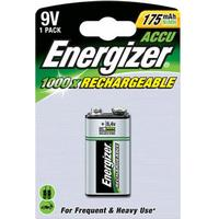 Energizer 9V Rechargeable Batteries