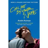 Call Me By Your Name (Film Tie-in) (Pocket, 2017)