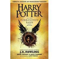 Harry Potter og det forbandede barn: del et & to (Del 1 og 2), Hardback