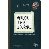 Wreck This Journal (Häftad, 2015)