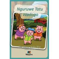Nguruwe Watatu Wadogo - Swahili Children's Book: The Three Little Pigs (Swahili Version) (Häftad, 2016)