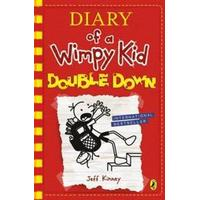 Diary of a Wimpy Kid: Double Down (Diary of a Wimpy Kid Book 11), Hardback