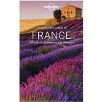 Lonely Planet Best of France, Hæfte