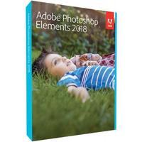 Adobe Photoshop Elements 2018 - (Windows)