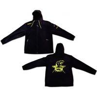 Black Cat Fleece Jacket