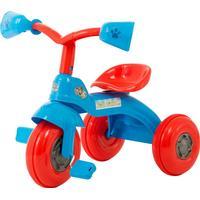 Paw Patrol, Trehjuling, Blå/Röd