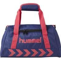 Hummel Authentic Sports Bag S - Patriot Blue Virtual Pink (0409578631) a3cac816ab