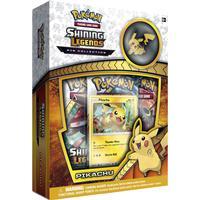 Pokémon Shining Legends Pin Collection Pikachu