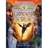 Percy Jackson's Greek Heroes (Häftad, 2017)
