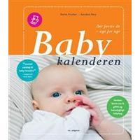 Babykalenderen: det første år uge for uge, Hardback