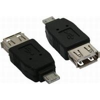 InLine USB A-USB Micro-A 2.0 Adapter