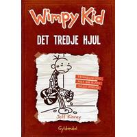 Wimpy Kid - Det tredje hjul (Bind 7), Hardback