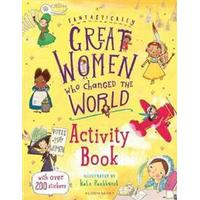 Fantastically Great Women Who Changed the World Activity Book, Hæfte