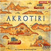 Z-Man Games Akrotiri