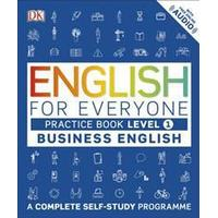 English for Everyone Business English Level 1 Practice Book, Hæfte