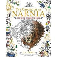 The Chronicles of Narnia Official Coloring Book (Häftad, 2016)