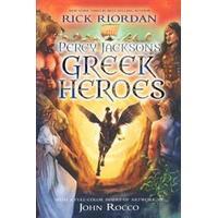 Percy Jackson's Greek Heroes (Inbunden, 2017)