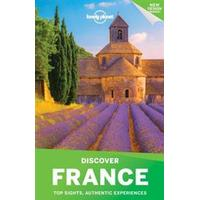 Lonely Planet Discover France, Hæfte
