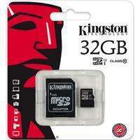 Kingston - 32GB Micro SD - Class 10