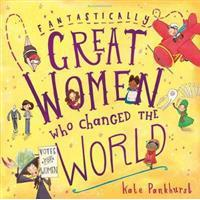 Fantastically Great Women Who Changed The World, Hæfte