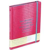 A Novel Journal: Pride and Prejudice, Ukendt format