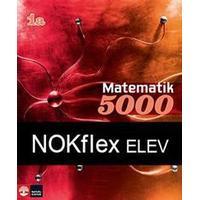 NOKflex Matematik 5000 Kurs 1a Röd (Övrigt format, 2016)