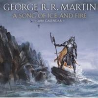 2018 A Song Of Ice And Fire Calendar (, 2017)