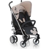 Hauck For Kids Hauck Disney Spirit Pushchair - Mickey Charcoal (Inc Raincover)
