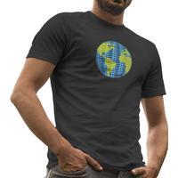 kruskis Herre t-shirts Kruskis Barracuda World