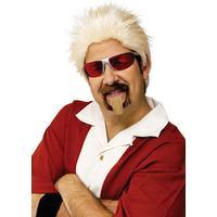 Fun World Celebrity Chef Wig & Goatee