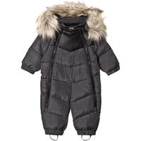 Lindberg Rocky Baby Overall - Anthracite (2665)