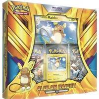 Pokemon presentförpackning alolan raichu box
