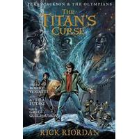 Percy Jackson & The Olympians 3 (Pocket, 2013)